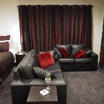 Pinot Noir Suite, lounge