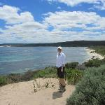 On the Cape to Cape track