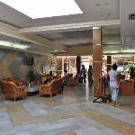 Kaliakra Hotel lobby
