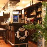 Cafe Cafen interior