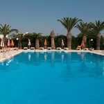 Iris Aparthotel swimming pool