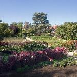 Le Manoir Garden
