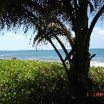 vista al mar desde morokkue