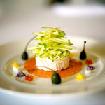 Restaurant FortyOne dish