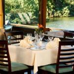 Restaurant at the 4-star Peermont Mondazur at San Lameer, KwaZulu-Natal