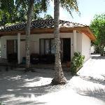 beach villa 125