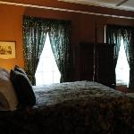 Samuel Allinson room windows