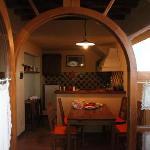 Residence Le Santucce's orange room