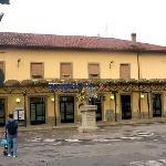 Castiglion Fiorentino's train station