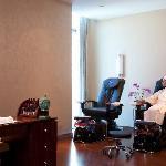 Rik Rak Salon & Spa, Salon Room
