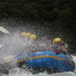 Rafting Rio Manso a la frontera