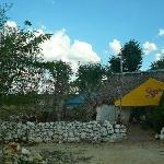 Santa Rosa village