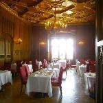 Schloss Eckberg dining room