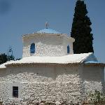 cute Samos church