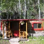 Cabin at DWR