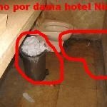 toilettes du restaurant