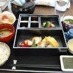 朝食(洋食のビュッフェか和朝食か選べます)