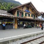 Lauterbrunnen station