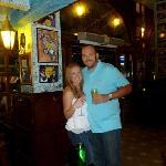 Us at the Bar