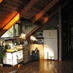upper rooms kitchen