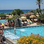 Una delle piscine (36°)