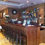 Sobranie Russian restaurant - Bar