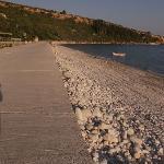 Lourdas Beach (small part of it)