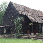 Photo of The Old Barn at Bolebroke Mill Perry Hill