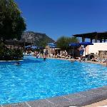 piscina beach village