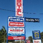 Foto de True Blue Motor Inn
