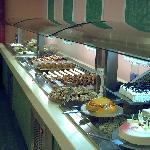 solo un angolo del reparto dolci!