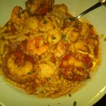 Note 3 small lobstertails along w/ shrimp and scallops