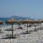 Stranden i Maleme
