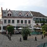 Hotelansicht vom Marktplatz