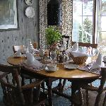 Dining Room at Colonial House Inn