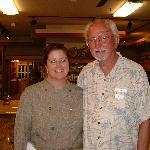 Chef Lara Ritchie and student