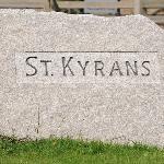 St Kyrans stone