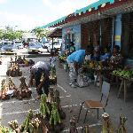local maarkets in Savusavu