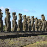 "The statues known as ""moai"" are some of the most incredible ancient relics ever discovered."