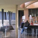 Explora's interior design