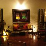 The Interiors of the Homestay