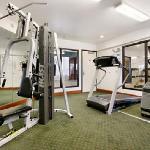 Portland Ramada Fitness Room