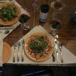 Arugula and Pear Salad by Personal Chef, Vincent Waide