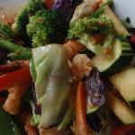 Crispy veggies