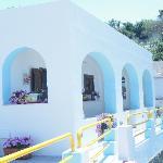 una villa in stile mediterraneo ristrutturata nel 2011
