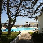 the small pool near the Beach