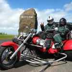 our trike tours go further afield