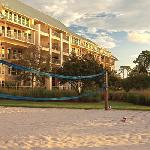 Beach Volleyball at Club Intrawest - Sandestin
