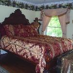 One of the beautiful rooms!