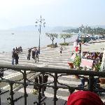 Promenade und Seeblick